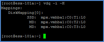 vsan-command-vdq-i-h
