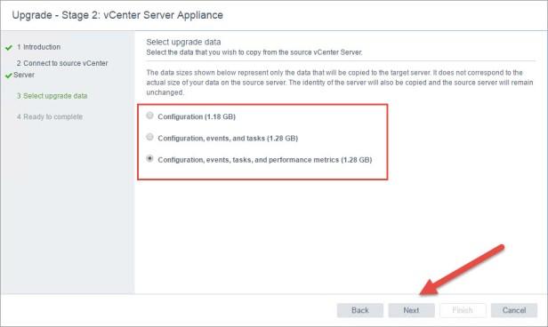 17 vCenter - Upgrade Data.jpg