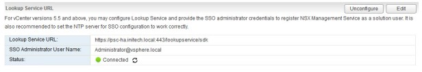 03 - PSC HA verification