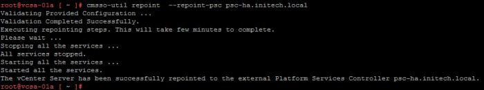 04 - PSC HA Verification