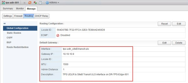 17c Default Gateway on UDLR in SiteB.jpg