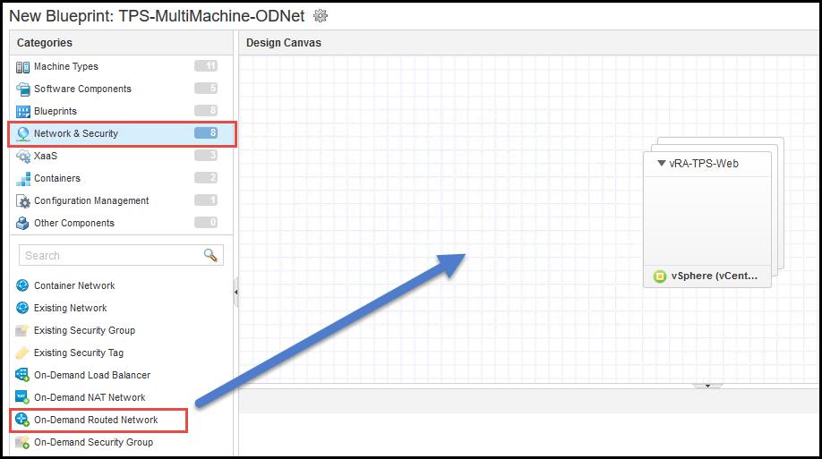 Designing vrealize automation 73 blueprints with nsx components next malvernweather Images
