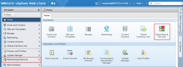 06 - NSX Manager A