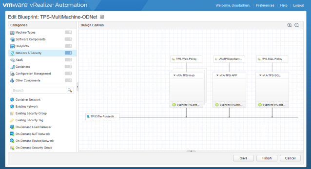 Designing vrealize automation 73 blueprints with nsx components designing vrealize automation 73 blueprints with nsx components the wifi cable malvernweather Images