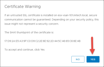 05b - Accept Certificate Warning