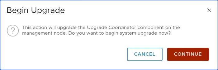 03 - Upgrade Coordinator